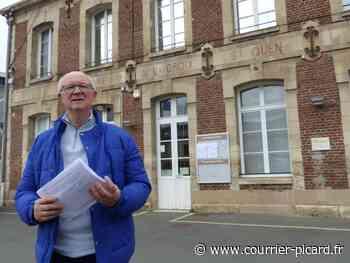 Le maire de Lacroix-Saint-Ouen fait fermer les écoles - Courrier Picard
