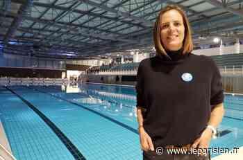 Laure Manaudou marraine de l'Aquastade à Mennecy - Le Parisien