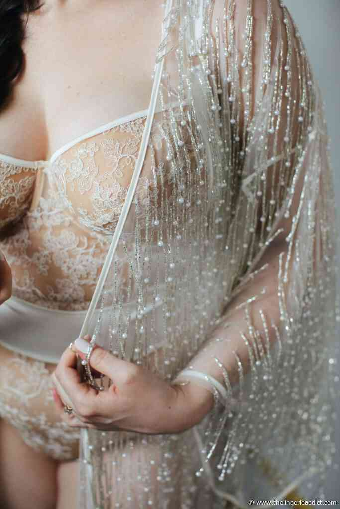 The Fairytale Bride: A Wedding Editorial for Larger Busts