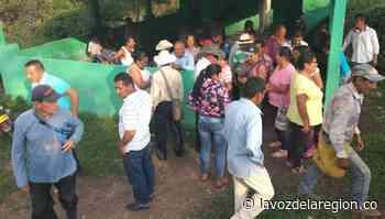 Buscan soluciones a cafeteros afectados por el verano en Saladoblanco - Noticias