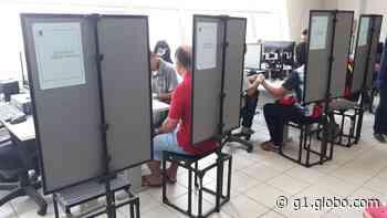 TRE realiza atendimento biométrico em Itabaianinha - G1