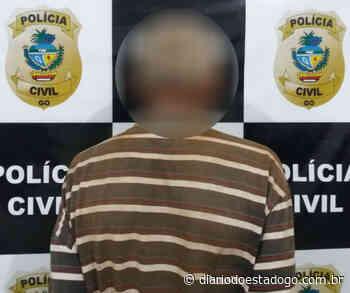 Idoso é preso acusado de estuprar criança de 7 anos, em Goiatuba - Diário do Estado