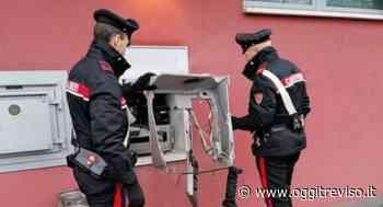 Botto a Resana: i ladri fanno saltare lo sportello postale. - Oggi Treviso