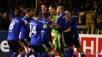 Erster Viertligist im Halbfinale: Saarbrücken gelingt wilde Pokal-Sensation