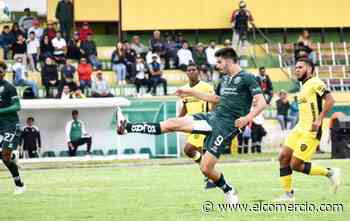 América debutó con triunfo en la Serie B, en Cayambe, ante Fuerza Amarilla - El Comercio (Ecuador)