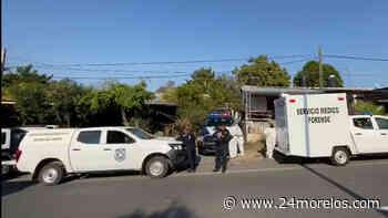 Encuentran restos humanos en Xochitepec - 24 Morelos