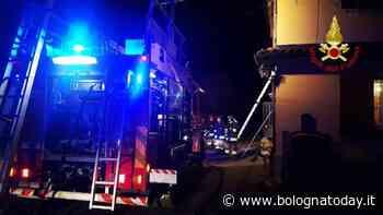 Incendio a Crespellano: appartamento va a fuoco - BolognaToday