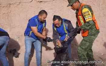 Realizan Patrulla Ecológica en Santiago Papasquiaro - El Sol de Durango