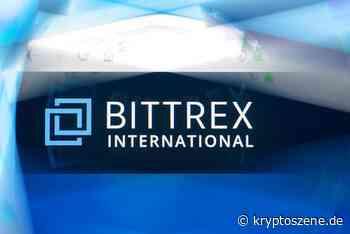 Bittrex modelliert sich Cold Storage Versicherung für 300 Mio - Kryptoszene.de - Kryptoszene.de