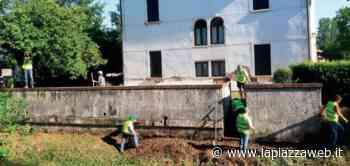 A Santa Giustina in Colle i volontari ripuliscono il Muson - La PiazzaWeb - La Piazza