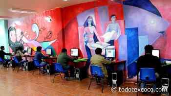 El Gobierno mexiquense dona equipo de cómputo a biblioteca municipal de Amecameca - todotexcoco.com