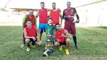 Tupi Paulista: Equipe 'Sem Desaime' é campeã do Torneio de Cobrança de Penalidades - Portal Regional Dracena