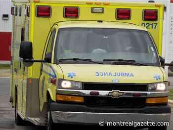 Pedestrian dies after being struck by a car in Anjou - Montreal Gazette