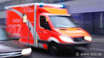 Kall (Euskirchen): Schulbus-Fahrer auf Bahngleisen verletzt - BILD
