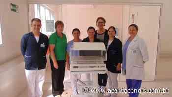 Espumoso / RS Com bons resultados Centro Obstétrico do hospital de Espumoso completou um ano de funcionamento - Acontece no RS