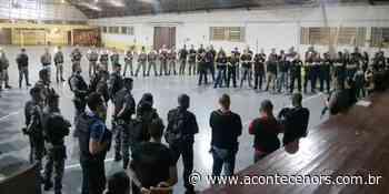 21 presos, drogas e dois menores apreendidos na operação Enclausurados em Espumoso e região - Acontece no RS