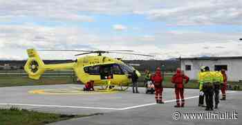 Scontro tra due auto a Spilimbergo, un ferito grave - Il Friuli