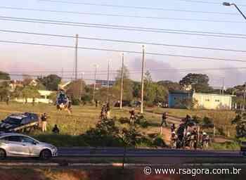 Charqueadas: operação Império da Lei remove líderes de facção da PASC e PMEC para presídios federais - RS Agora