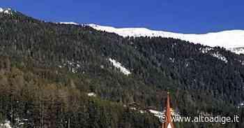Campo Tures, morto il diciassettenne colpito da un tronco - Alto Adige