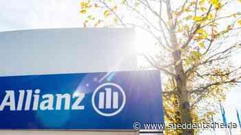 Lebensversicherung beschert Allianz Gewinnanstieg - Süddeutsche Zeitung