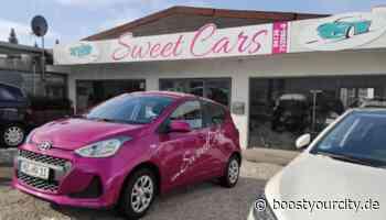 SweetCars – Das Autohaus von Frauen für Frauen in Nieder-Olm - Boost your City