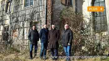 Aus Ruine in Boos soll belebtes Schloss werden - Augsburger Allgemeine