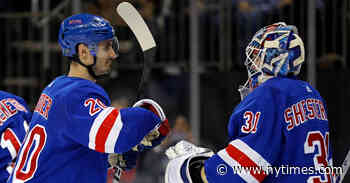 At N.H.L.'s Trade Deadline, Rangers and Islanders Looked Ahead