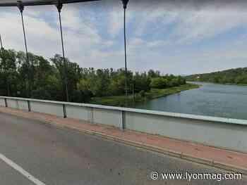 Le pont de Vernaison désormais interdit aux poids-lourds - Lyon Mag