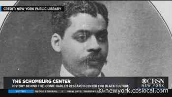 Black History Month: Harlem's Schomberg Center Brings Cultural Research Into Focus - CBS New York
