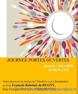 Journée portes ouvertes au lycée François Rabelais de Dugny le 7 mars 2020 - L'Hôtellerie Restauration