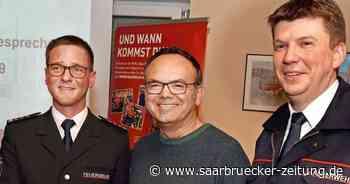 Feuerwehr Losheim am See zieht Bilanz - Saarbrücker Zeitung