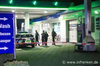 Strullendorf: Großfahndung nach Überfall - Update: Tankstellenräuber (19) stellt sich - inFranken.de