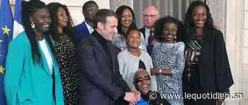 Macron, après avoir remis la Grand-Croix de l'Ordre du mérite à l'écrivaine guadeloupéenne : «Maryse Condé m'a appris l'Afrique - Le Quotidien