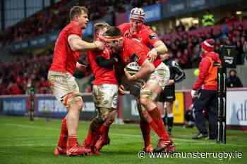 Highlights, Reaction & Gallery | Munster v Scarlets - Munster Rugby