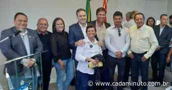 Prefeito de Capela comemora rodovia que ligará sua cidade até Murici - - Cada Minuto