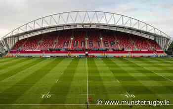 Ticket & Matchday Info | Munster v Scarlets - Munster Rugby