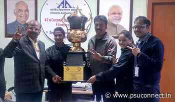 Airports authority wins senior national women kho-kho championship - PSU Connect