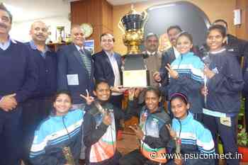 Indian Womens Kho Kho Team Bagged Gold - PSU Connect