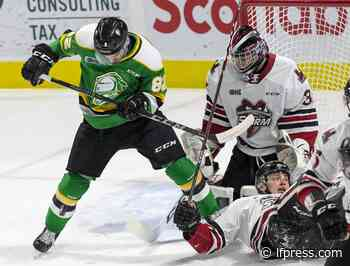 OHL: Jason Willms scores to hand London Knights overtime thriller over Guelph Storm - The London Free Press