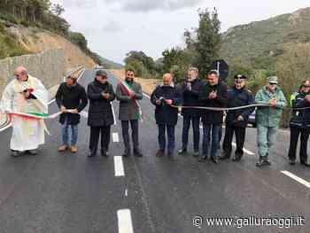 Dopo 16 anni aperta al traffico la provinciale Berchidda-Calangianus - Gallura Oggi
