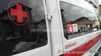 Grassobbio, scontro tra auto in via Padergnone: due feriti - Bergamo News - BergamoNews.it
