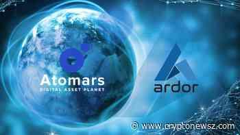 Cryptocurrency Exchange Atomars Announces to List Ardor (ARDR) - CryptoNewsZ