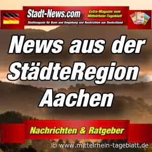 Aktuelle Nachrichten Aachen