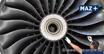 Werk in Dahlewitz - Rolls-Royce braucht Mechaniker für Wartung der Dreamliner-Triebwerke - Märkische Allgemeine Zeitung