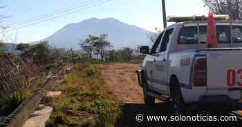 Nacionales 2020-03-02 Joven asesinado en cantón de Lolotique, San Miguel - Solo Noticias El Salvador