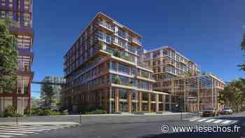 Engie se construit un siège zéro carbone à La Garenne-Colombes - Les Échos