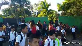 Un maestro de Inglés, piden en centro educativo de La Masica, Atlántida - hch.tv
