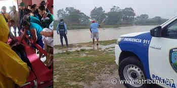 Recuperan cuerpo de joven ahogado en río de La Masica, Atlántida - La Tribuna.hn