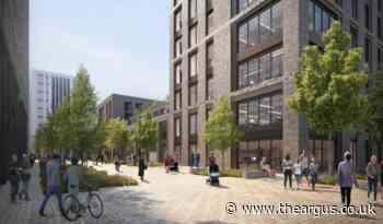 Sackville Estate development in Hove given the go-ahead - The Argus