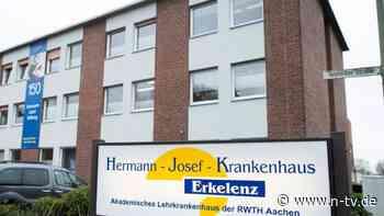 Nordrhein-Westfalen:14 Krankenhaus-Mitarbeiter in Erkelenz nach Hause geschickt - n-tv NACHRICHTEN